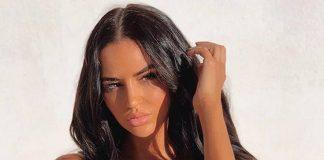 Το πληθωρικό μοντέλο με την εξωτική ομορφιά bbea3b29228